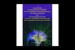 Final Report of the National Academies' Human Embryonic Stem Cell Research Advisory Committee and 20