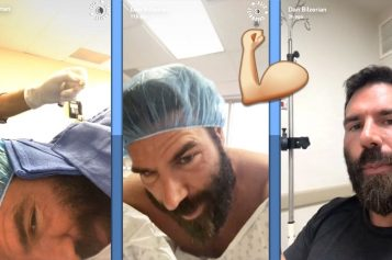 "Dan Bilzerian Gets 100 Million Stem Cells Injected ""Should Be Wolverine Soon"""
