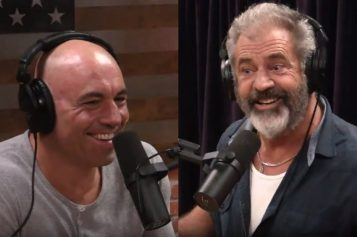 Joe Rogan & Mel Gibson on Stem Cell Therapy