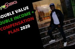 Double Value Double Income+   Phytoscience Compensation Plan for 2020
